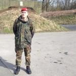Schulschießen Handwaffen am 16.03.2013
