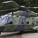 NH90-Hubschrauber der Bundeswehr verlegen nach Afghanistan