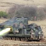 Fotostrecke: Letzter Schuss des Raketenartilleriebataillons 132