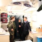 Fotos: Wehrbeauftragter Königshaus besucht dt. Soldaten in der Türkei