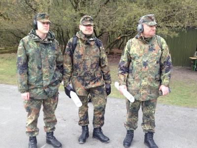 Ein Teil der Mannschaft (Foto: Eigenes Foto)